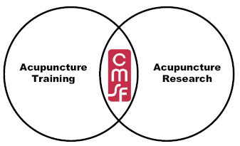 Chinese Medical Science Foundation provides acupuncture research and acupuncture training